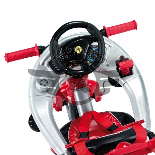 Triciclo Ferrari Feber Refresh Novità Regalo Prima Infanzia