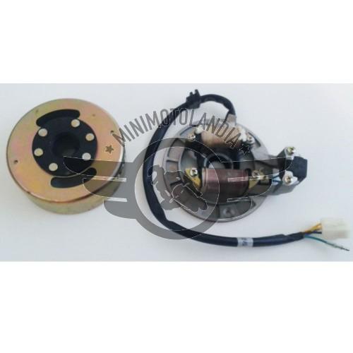 Accensione Standard Volano E Statore Motore YX - Lifan