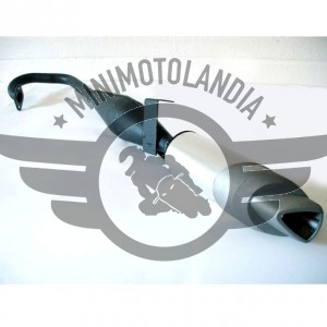 Marmitta Classica Minimoto GP1 Racing