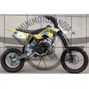"""Minicross 49cc VMC Aria Cerchi 14""""-12"""" Steli Rovesciati"""
