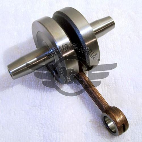 Albero Motore Spalle Piene Biella 12mm Aria 49cc