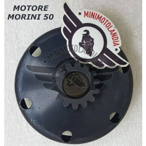 Campana 14 Denti per Minicross Motore Morini 50cc