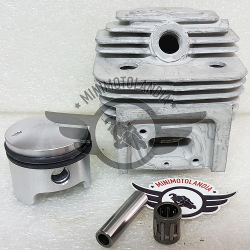 Cilindro E Pistone Motore Decespugliatore 36cc 1,5cv