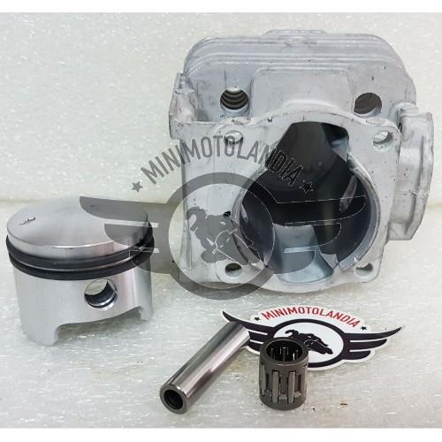 Cilindro E Pistone Motore Decespugliatore 53cc 2,5cv