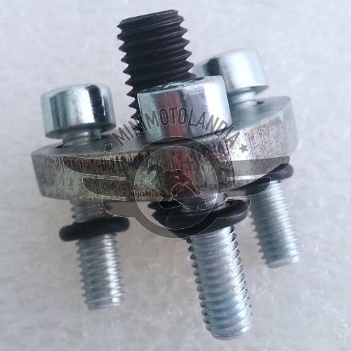 Chiave Estrattore Frizione 3 Masse ZOC.100.0640 Zocchi
