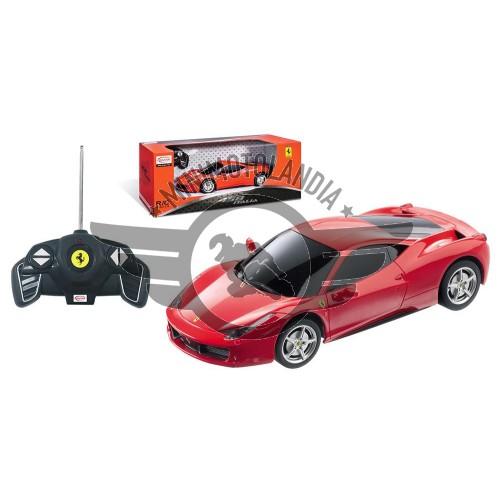 Ferrari Auto Scala 1:18 Macchina Radiocomandata