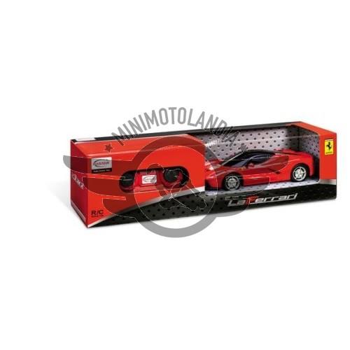Auto Ferrari LaFerrari Macchina Radiocomandata Scala 1:24