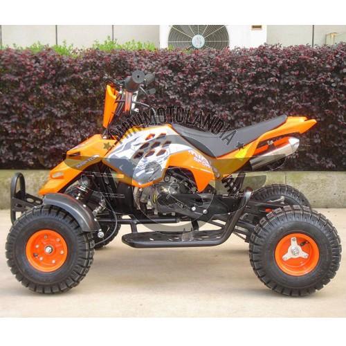 """Miniquad Raptor 49cc Cerchio 6"""""""