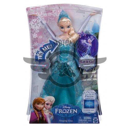 Principessa Disney Frozen Elsa Canta Con Me Idea Regalo