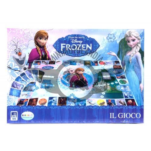 Frozen Il Gioco Prodotto Ufficiale Disney
