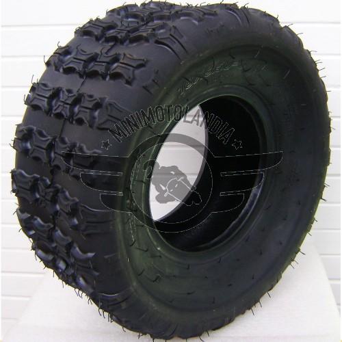 "Gomma Posteriore Pneumatico Quad ATV 18X9.5-8"""