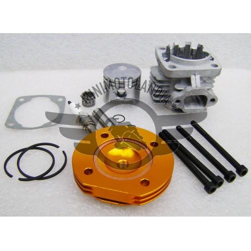 Cilindro E Pistone Motore Big Bore 4 Travasi
