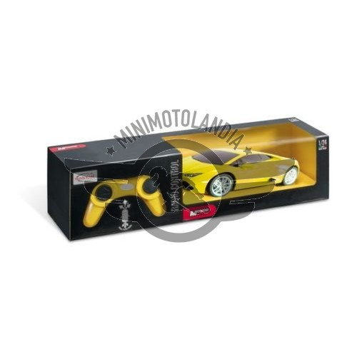 Auto Lamborghini Huracan Macchina R/C Scala 1:24
