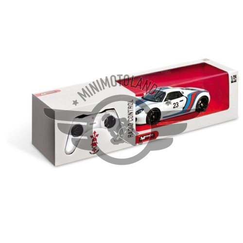 Auto Macchina Porsche 918 Racing R/C Scala 1:24
