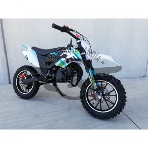 "Midicross Minicross 49cc EVO SX50 Cross Cerchio 10"""