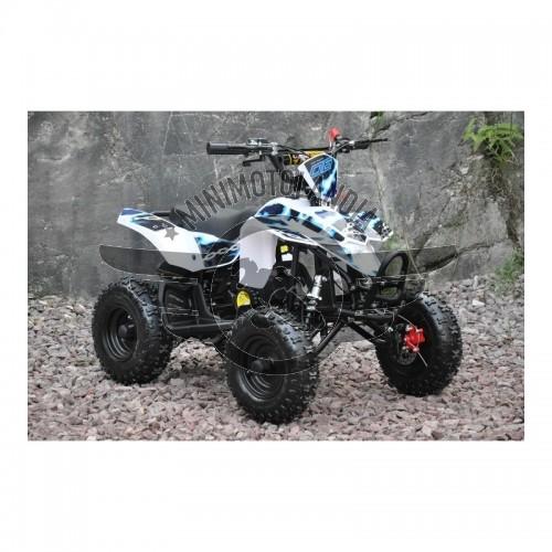 "Miniquad ATV Fox XXL 50 cc 2 T Cerchio 6"""