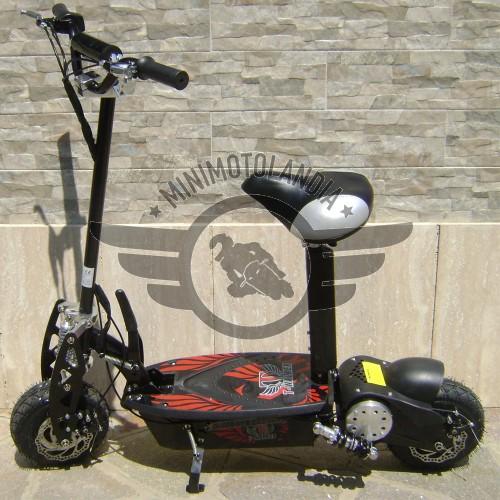 Monopattino Escooter Elettrico 36v 1000w Pieghevole