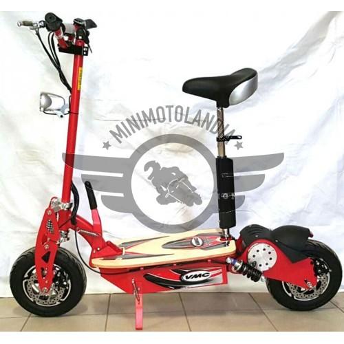 Monopattino Escooter Elettrico VMC 2000 W (reali) Con Sellino