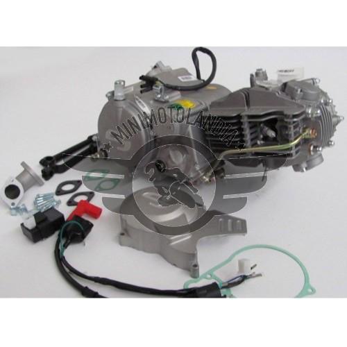 Motore YX 160cc ZR-1 Doppio Filtro Olio E Decompressore
