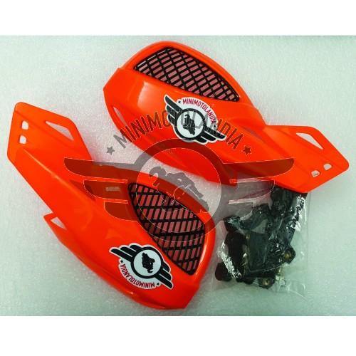 Paramani Arancione per Minicross Morini 50/65cc