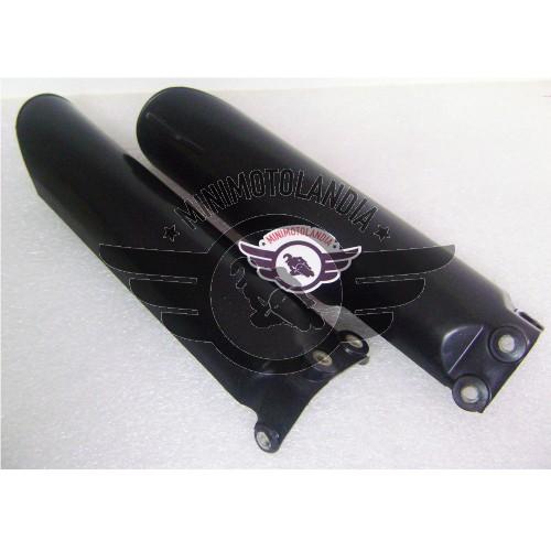 Parasteli Colore Nero Per Steli Forcella Pit Bike
