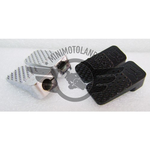 Pedaline Alluminio Minimoto 49cc
