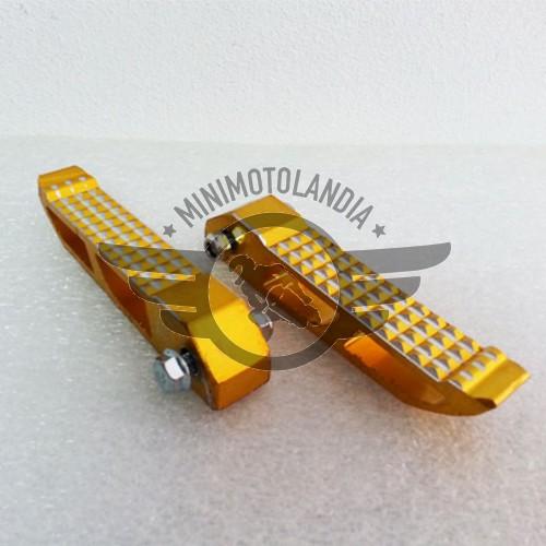 Pedaline CNC Richiudibili