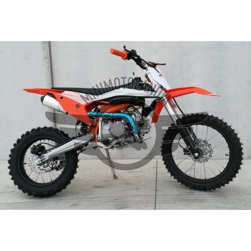 Pit Bike Cross Zeus 125cc YX Cerchi 14-17""