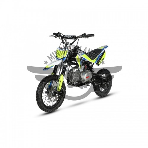 "Pit Bike TD125 KAYO 125cc Racing Cross Cerchi 14""-12"""
