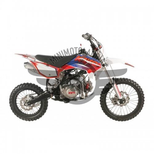 "Pit Bike TT125 125cc KAYO Racing Cross Cerchi 17""-14"""