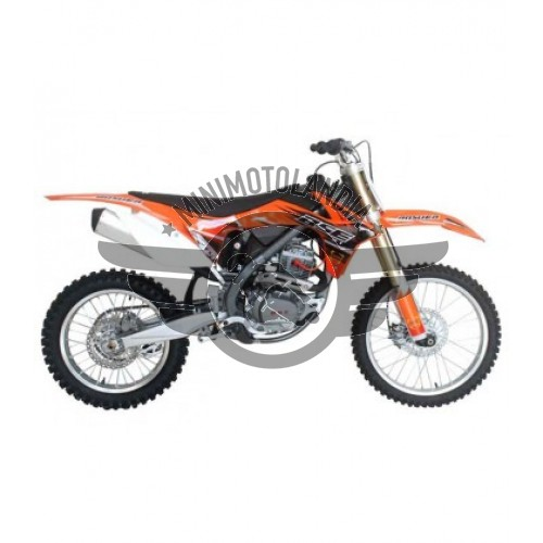 Pit Bike BSE Moto Cross J1 250cc 23cv