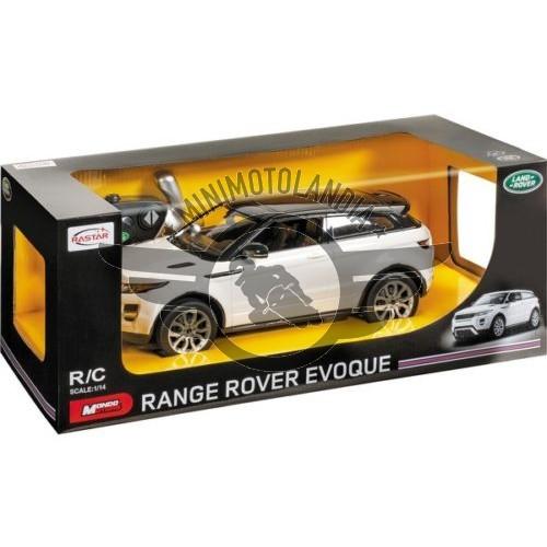 Auto Range Rover Evoque Radiocomandata Scala 1:14