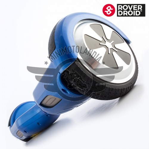 Hoverboard Mini Scooter Elettrico Auto Equilibrio Self Balancing Rover Droid
