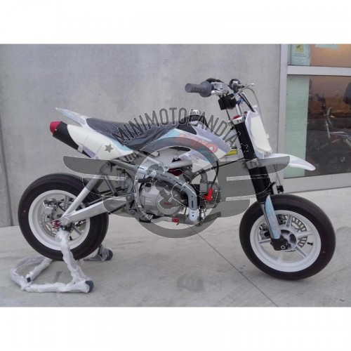 Pit Bike Supermotard GP1 KAYO 125cc Motard Racing