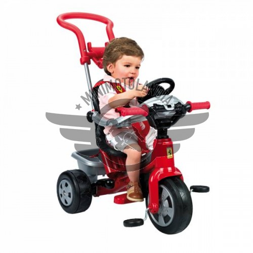 Triciclo Ferrari Refresh Feber Prima Infanzia