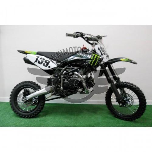Pit Bike BSE CRF 70 Monster 125cc 11cv