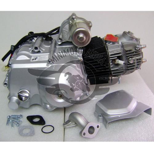 Motore Completo 110cc 4 Tempi Automatico Con Retromarcia Quad ATV