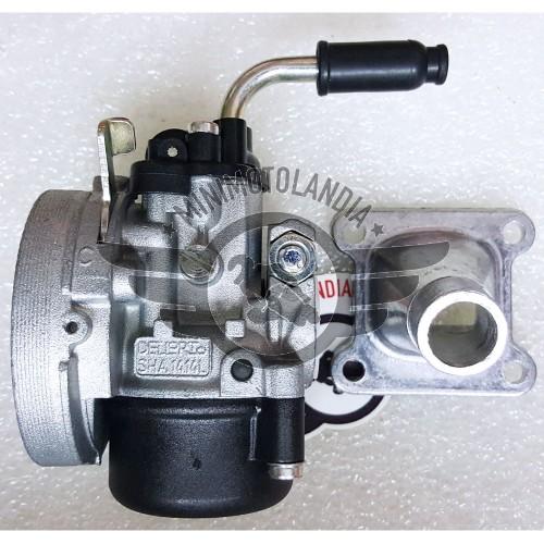 Carburatore Dell'Orto SHA 14mm + Collettore Minimoto Aria