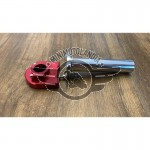 Manopola Gas Rapido Racing Pit Bike CNC Rosso