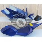 Carena Blu Per Minimoto GP2 Raffreddata Aria 49cc