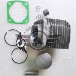 Cilindro Monoblocco Motore Big Bore 4 Travasi 49cc Minimoto