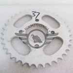 Corona 37 Denti Passo 420 Per Quad ATV Pit Bike Orion