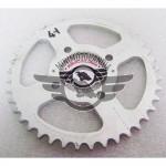 Corona 41 Denti Passo 420 Per Quad ATV e Pit Bike Orion