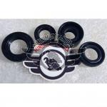 Paraoli 4 Pezzi Per Motore Pit Bike YX 125cc