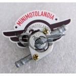 Rubinetto Benzina Con Foro Fissaggio Pit Bike Miniquad