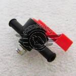 Rubinetto Benzina In Linea Minimoto Minicross Miniquad