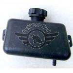 "Serbatoio Benzina Minicross Cerchio 8"""