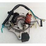 Statore Motore 4 Tempi Quad ATV 110cc 2 Bobine